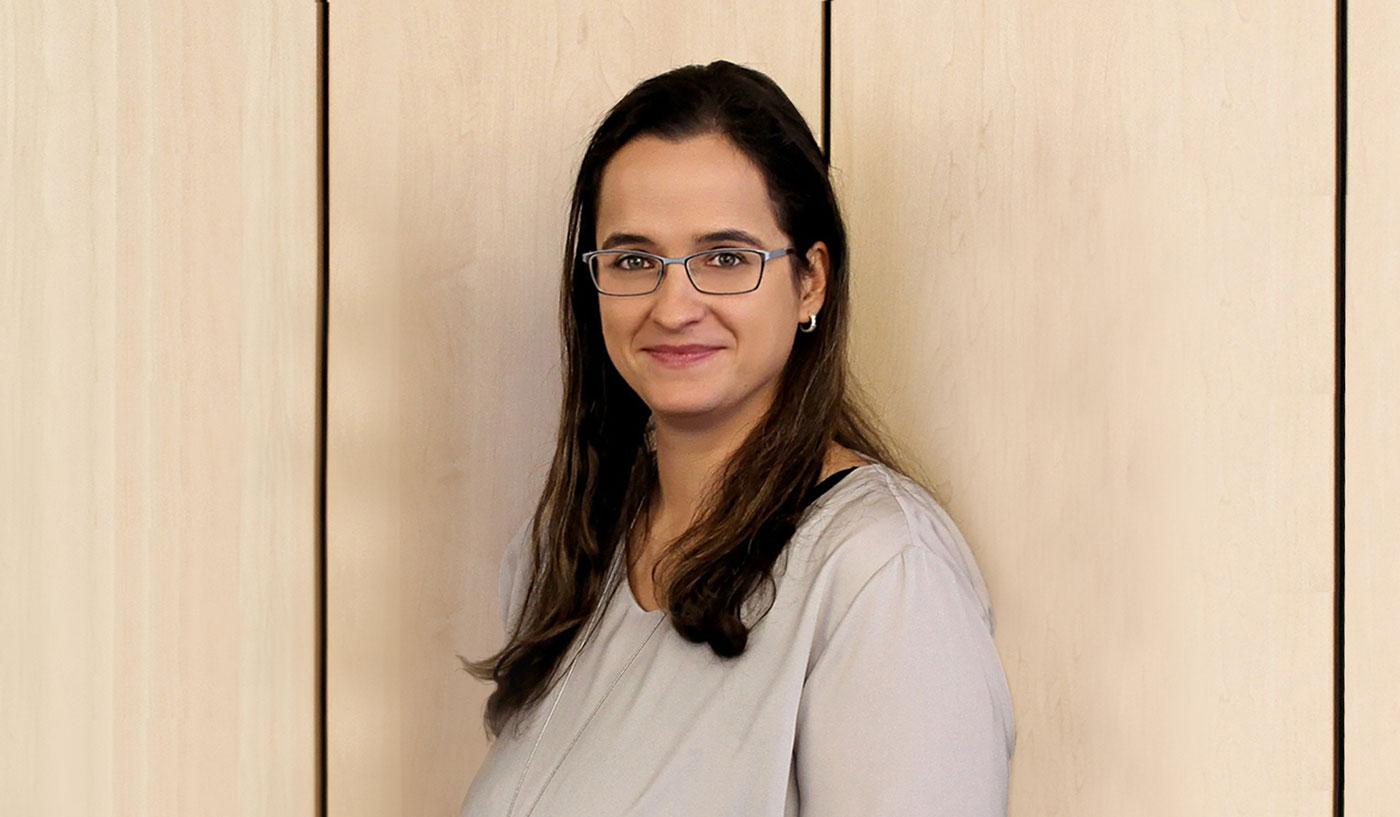 Rechtsanwaltsfachangestellte Claudia Gerber